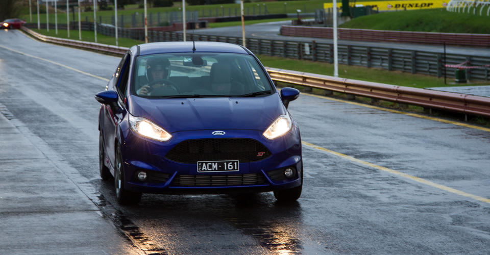 2015 Ford Fiesta ST Review:: Sandown Raceway weekender