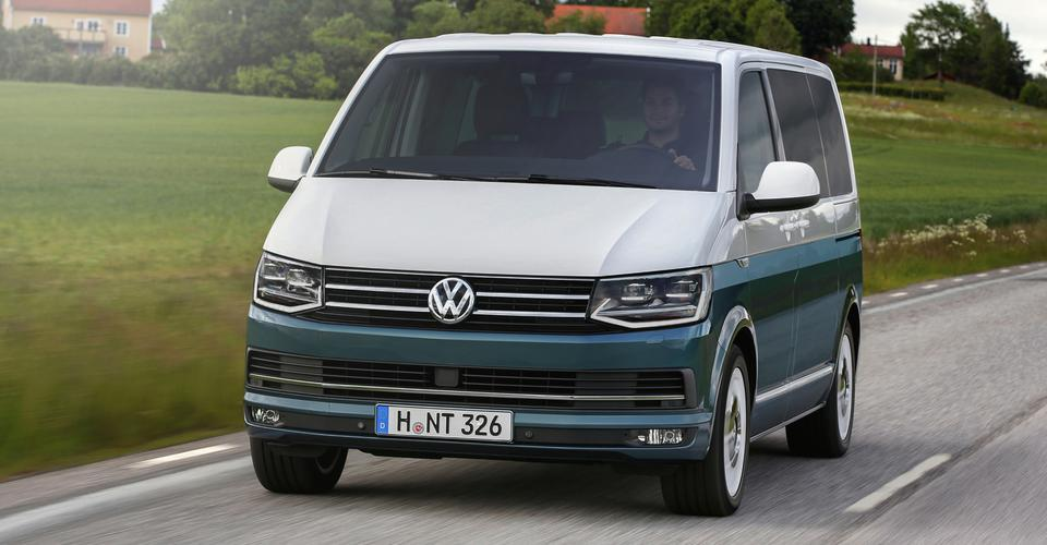 Volkswagen Multivan Generation Six Review | CarAdvice