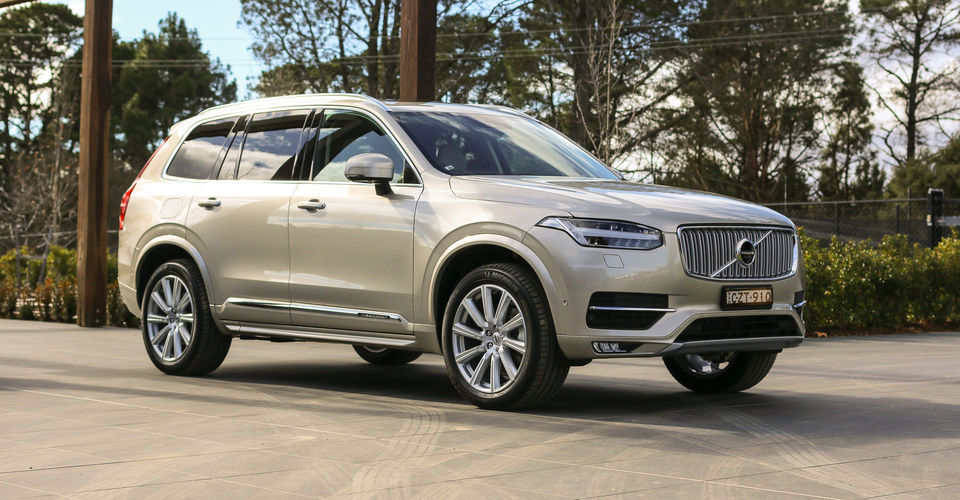 2016 Volvo XC90 Review | CarAdvice
