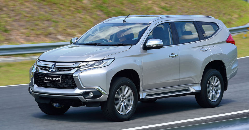 2016 mitsubishi challenger release date