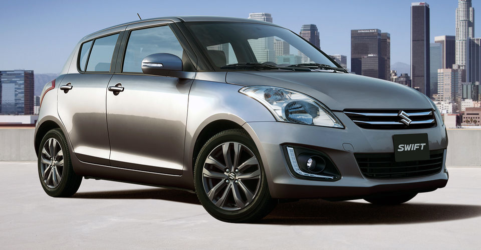 2015 Suzuki Swift pricing and specifications | CarAdvice