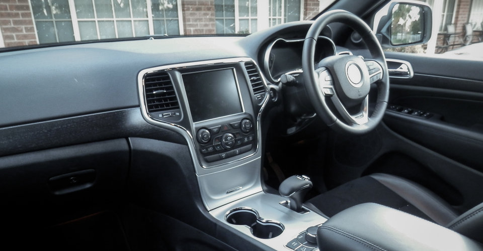 2015 Jeep Grand Cherokee Blackhawk Edition:: Week with Review