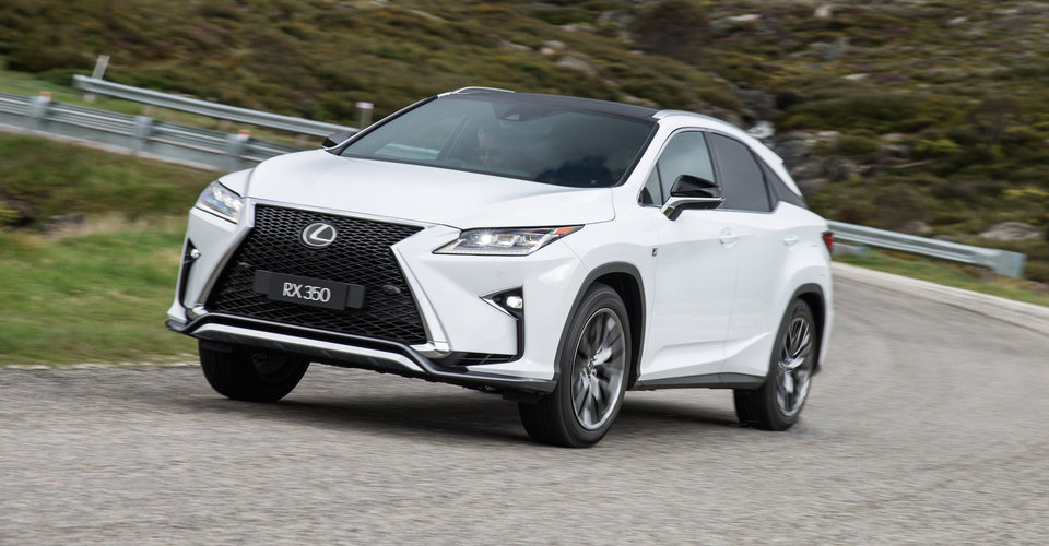 news vehicles rx available india lexus all in now