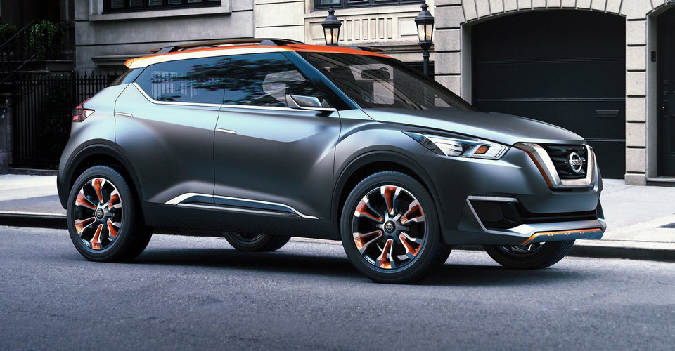 Ford Suv Models >> 2016 Nissan Kicks SUV confirmed, 'global' launch planned | CarAdvice
