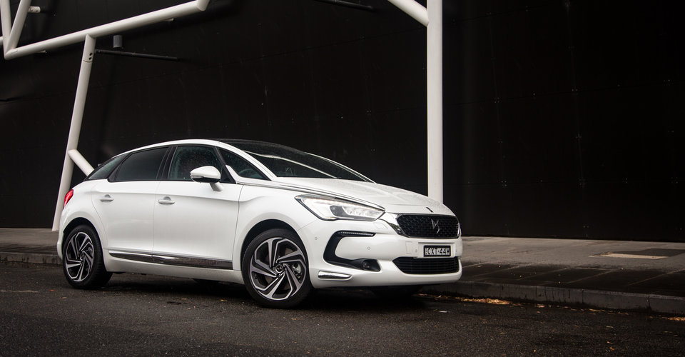 2016 Ds5 Dsport Review Caradvice