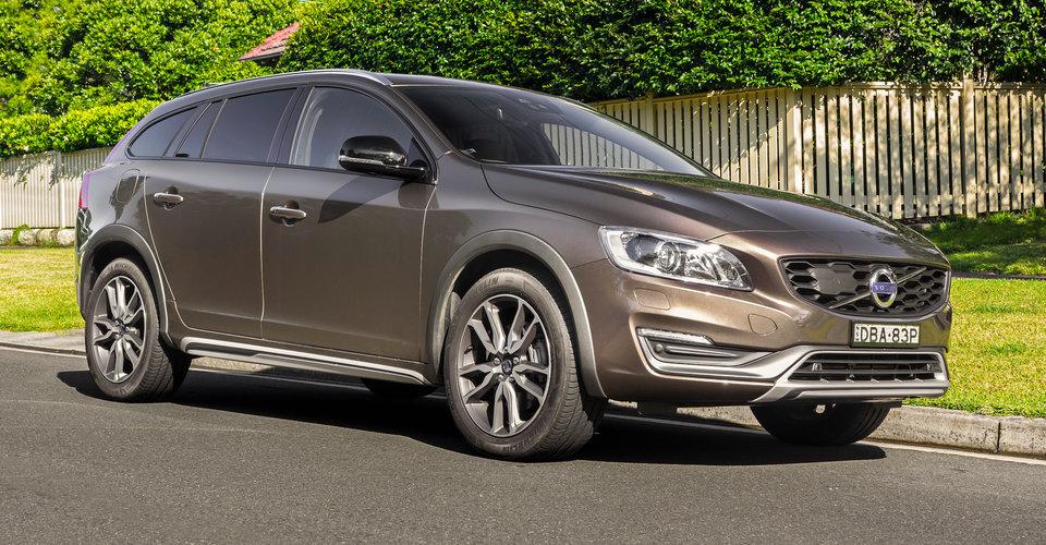 2016 Volvo V60 Cross Country Review Caradvice