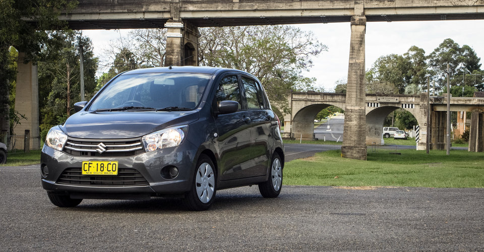 Sydney to Brisbane road trip : Driving the 2016 Suzuki Celerio