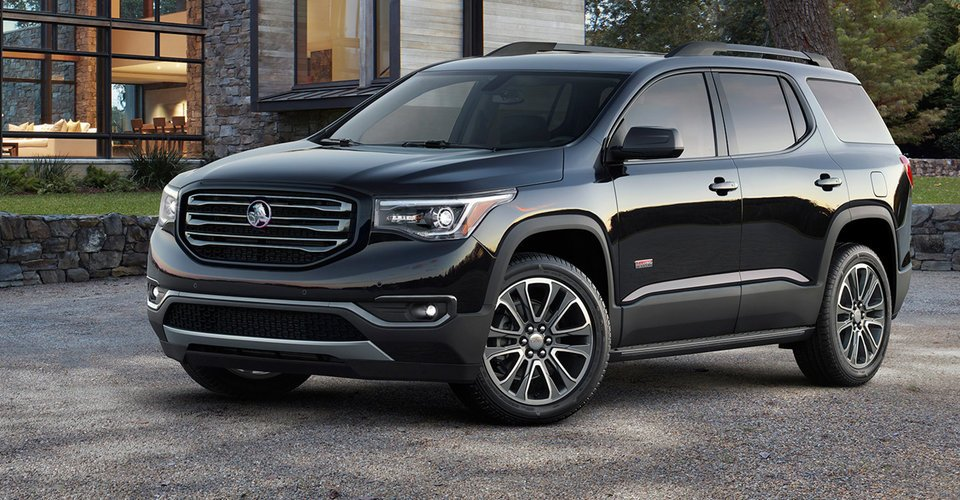 Holden looking to GMC Acadia to fill large SUV gap | CarAdvice