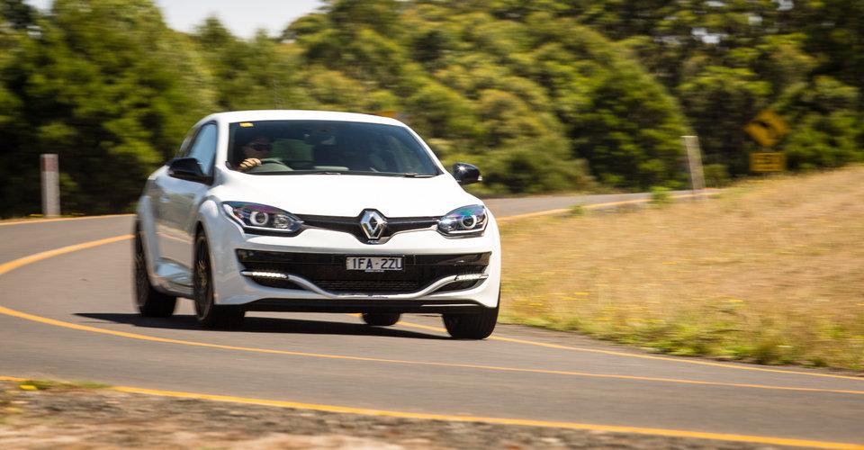 Renault megane rs 275 cup premium