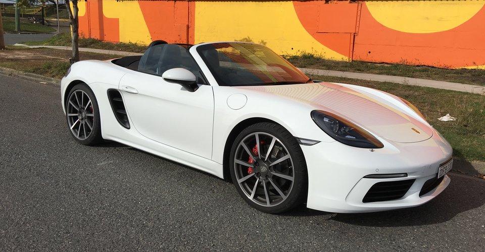Porsche boxster s review