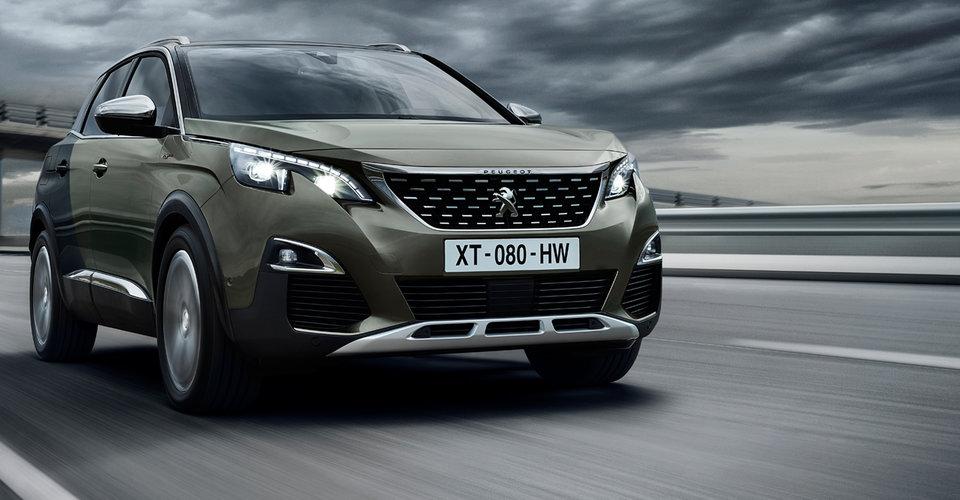 2017 Peugeot 3008 Gt Gt Line Suvs Revealed Caradvice
