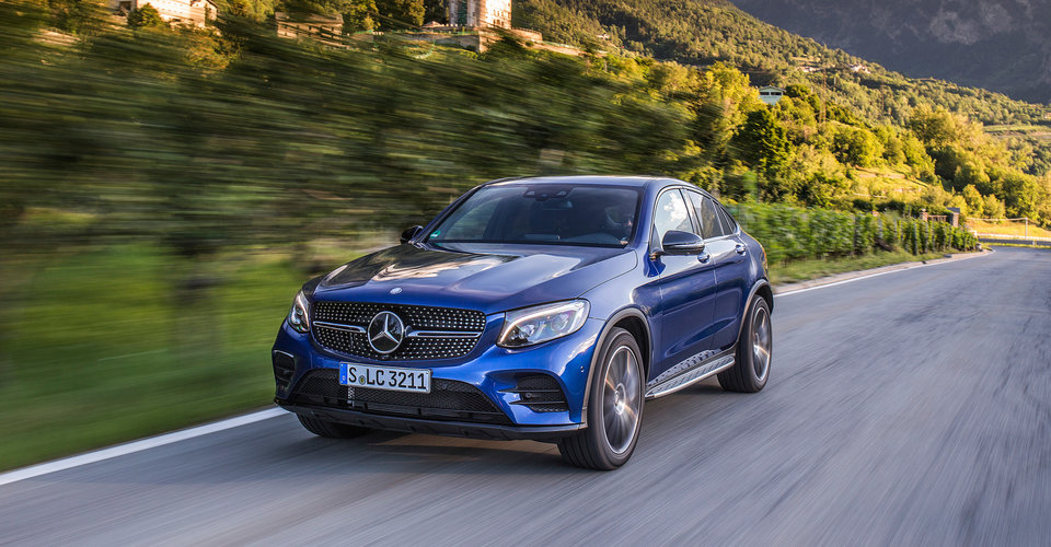 2016 mercedes benz glc coupe review caradvice. Black Bedroom Furniture Sets. Home Design Ideas
