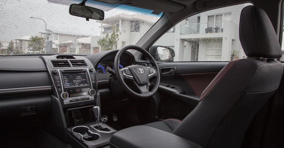 Thiết kế đồ đạc xe Camry Atara SX 2016
