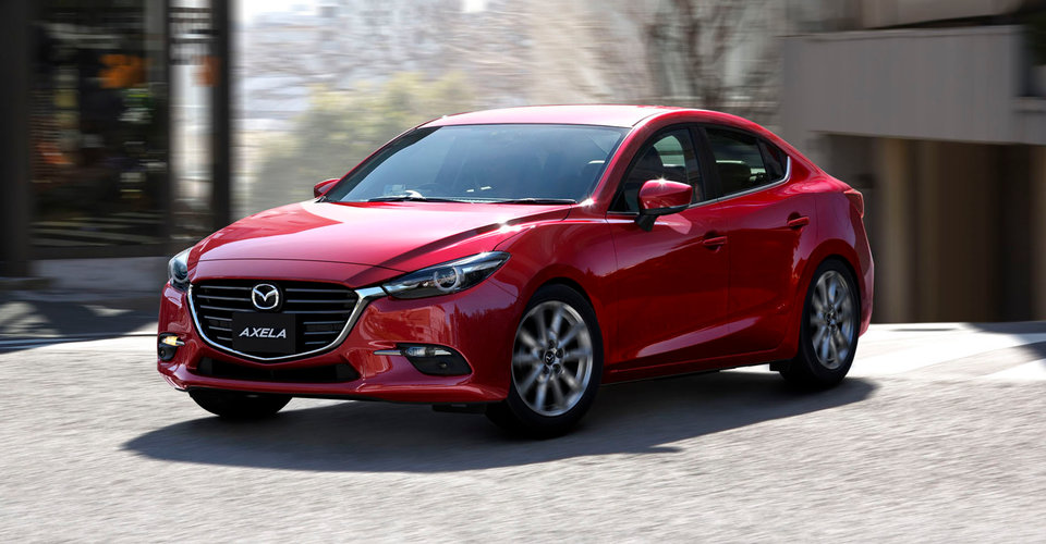 2016 mazda 3 facelift goes official australian debut. Black Bedroom Furniture Sets. Home Design Ideas