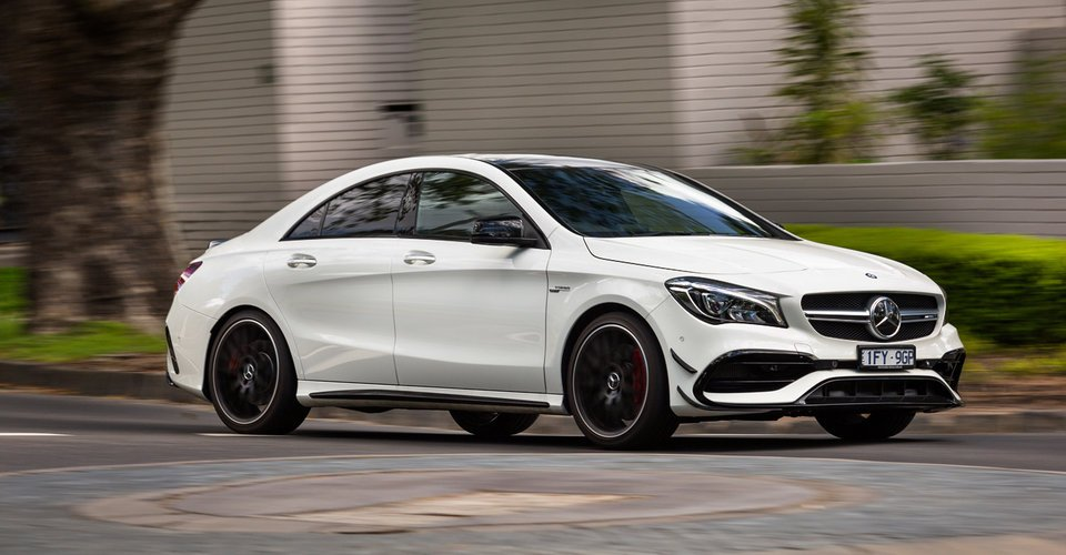 2017 Mercedes AMG CLA45 Review