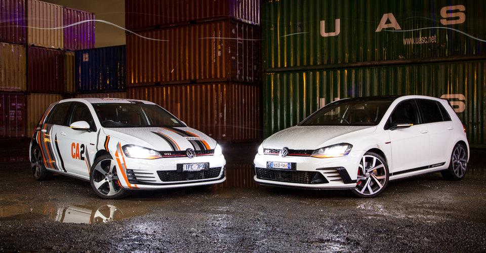 2016 Volkswagen Golf GTI 40 Years:: Week with review