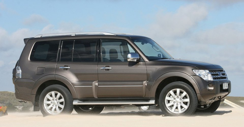 Next Generation Mitsubishi Pajero And Nissan Patrol To Share Platform Photos Caradvice