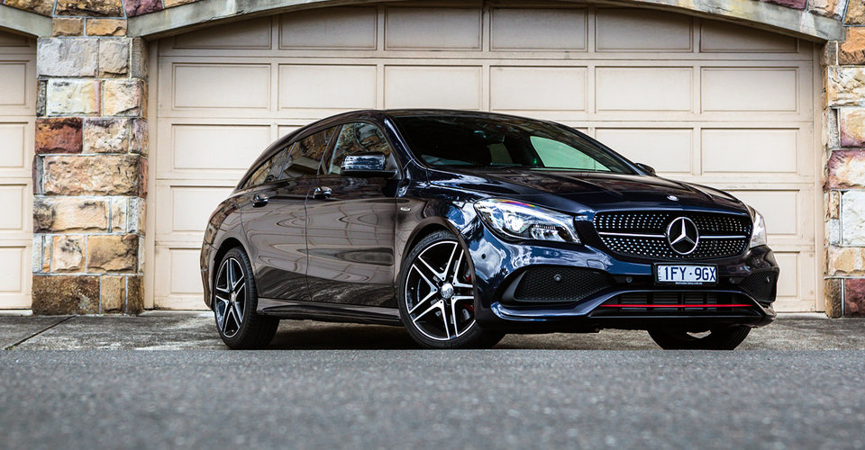 2016 Mercedes Benz CLA 250 Sport 4Matic Shooting Brake Review
