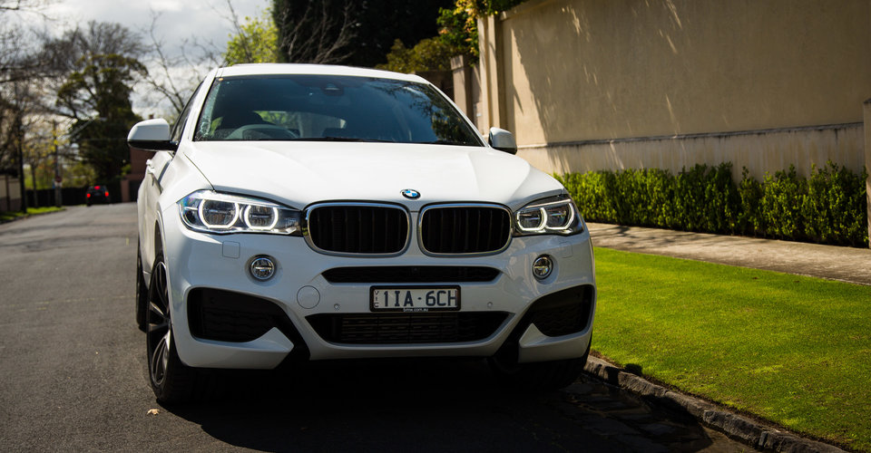 BMW X6 Review Specification Price