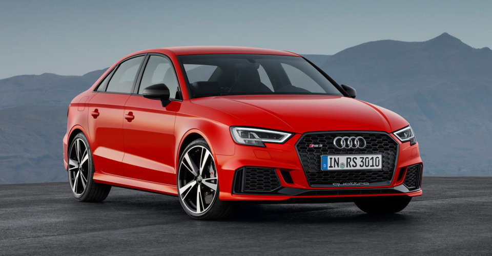 audi rs3 production halted due to wltp set to resume in 2019 caradvice. Black Bedroom Furniture Sets. Home Design Ideas