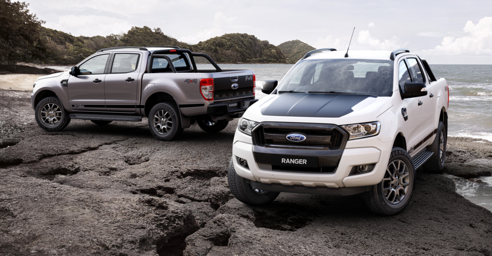 2017 Ford Ranger FX4 pricing and specs | CarAdvice