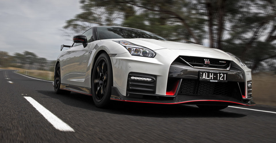 Hyundai Most Expensive Car >> 2017 Nissan GT-R Nismo review | CarAdvice