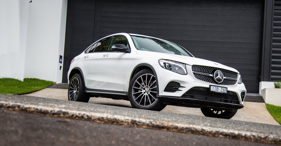 2017 mercedes benz glc250 coupe review photos caradvice. Black Bedroom Furniture Sets. Home Design Ideas