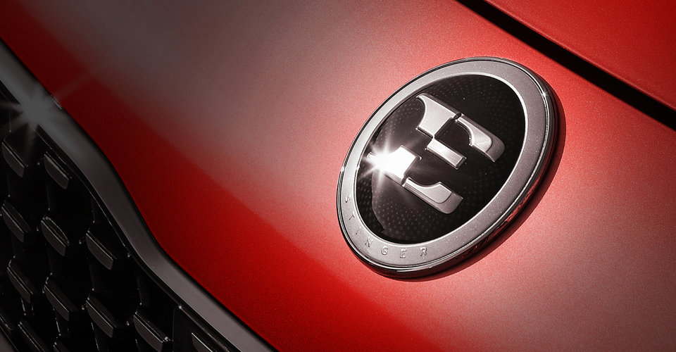 Kia E Badge Explained Debuts On Korean Stinger Caradvice