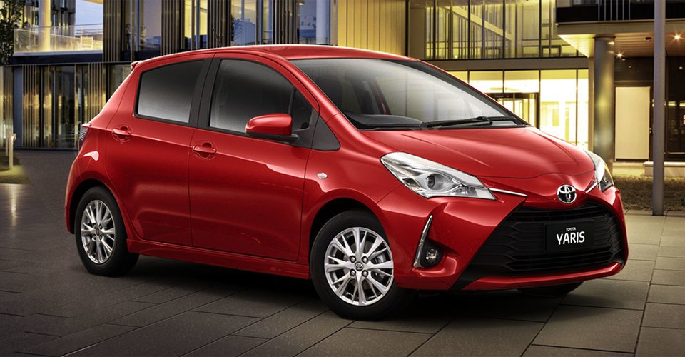 2017 toyota yaris pricing and specs update caradvice. Black Bedroom Furniture Sets. Home Design Ideas