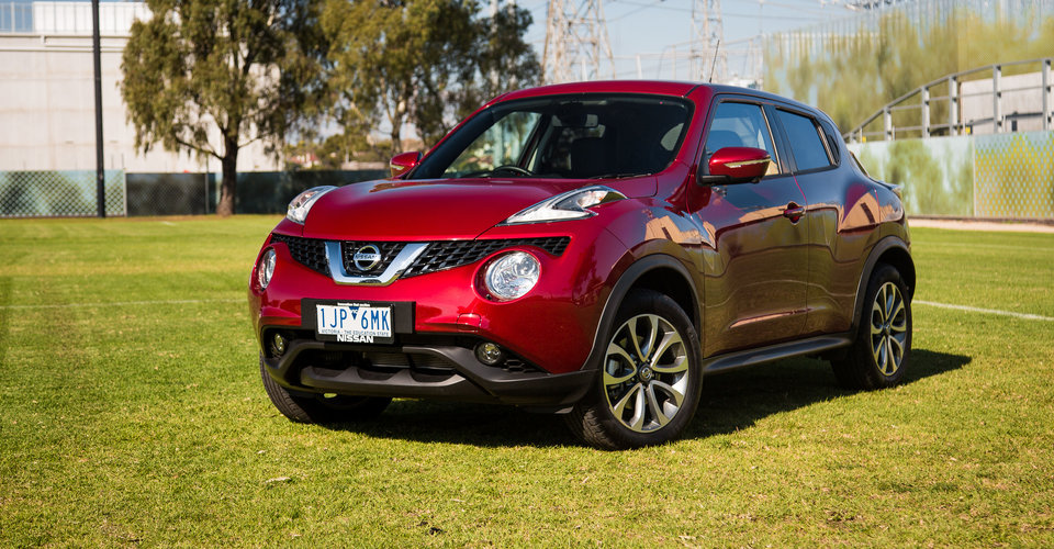 2017 nissan juke ti s awd review caradvice. Black Bedroom Furniture Sets. Home Design Ideas