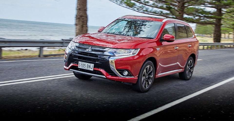 Mitsubishi outlander australia