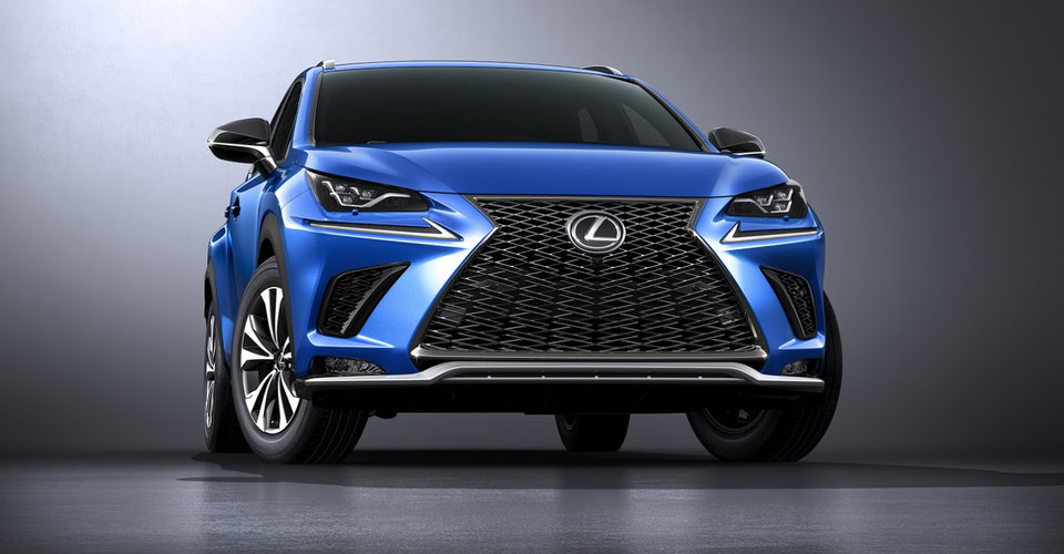 2017 Suv Models >> 2018 Lexus NX revealed: Australian debut next year, 200t badge dropped | CarAdvice