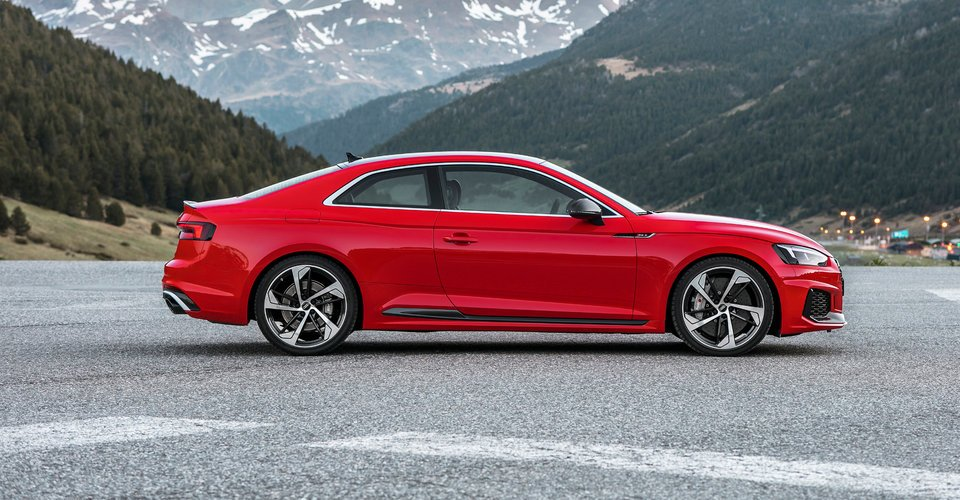 מפואר 2017 Audi RS5 review | CarAdvice RU-78
