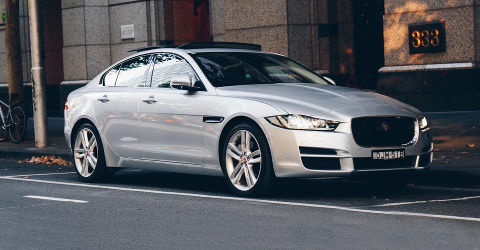 Jaguar xe review australia