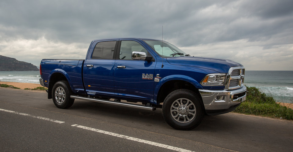Towing with the 2017 Ram Laramie 2500
