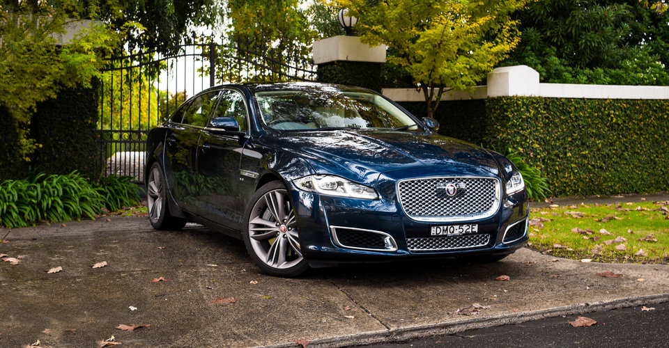 2017 Jaguar XJ Autobiography Review