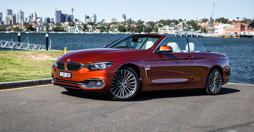 2017 bmw 420i convertible review caradvice. Black Bedroom Furniture Sets. Home Design Ideas
