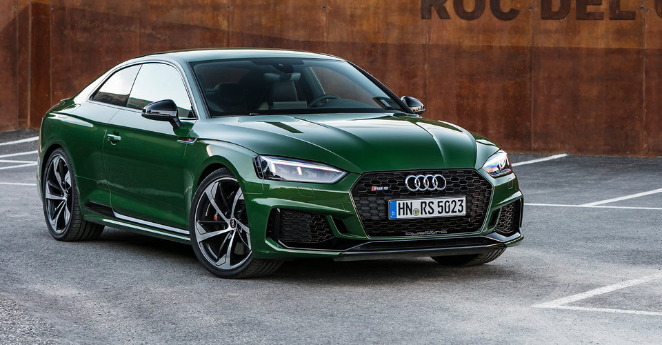 Audi RS Pricing And Specs Big Turbo Coupe Here In December - Audi s5 price