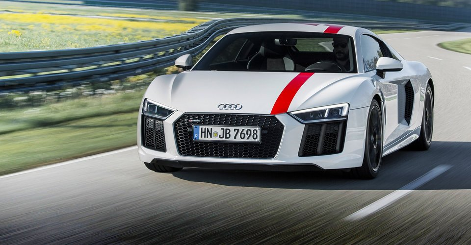 Audi R V RWS Pricing CarAdvice - How much does an audi r8 cost