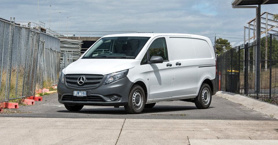 2018 mercedes benz vito 111 cdi review caradvice. Black Bedroom Furniture Sets. Home Design Ideas