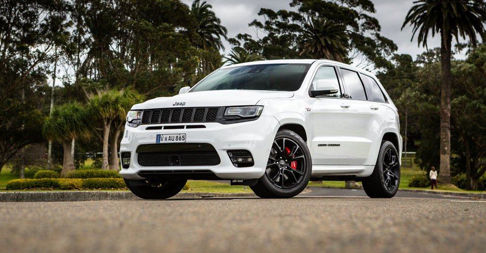 2017 Jeep Grand Cherokee Srt Review Caradvice