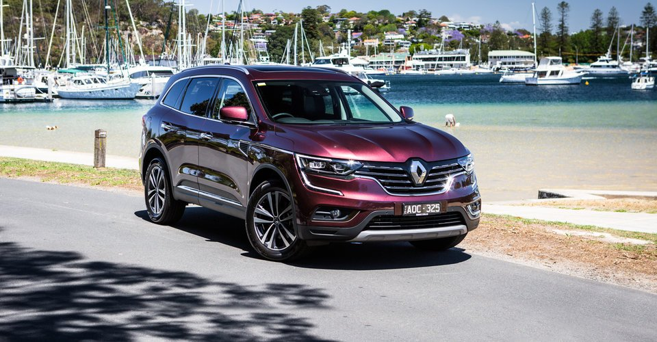 2018 renault koleos review intens diesel caradvice. Black Bedroom Furniture Sets. Home Design Ideas