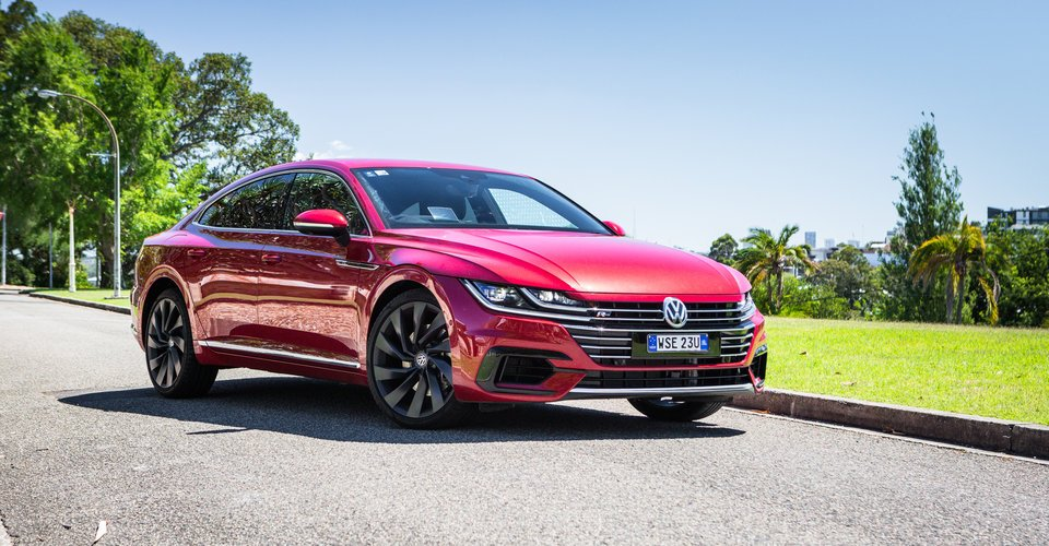 2018 Bmw 4 Series Review >> 2018 Volkswagen Arteon review | CarAdvice