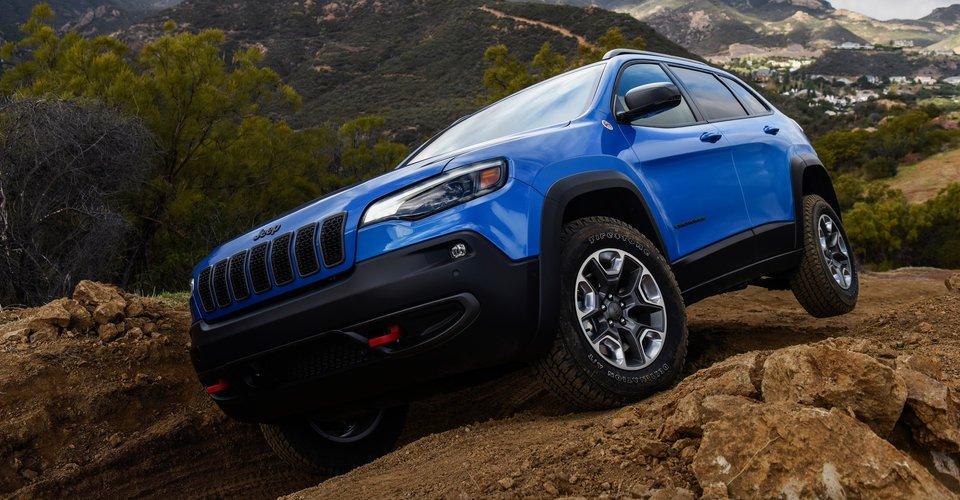 2018 Jeep Cherokee Review