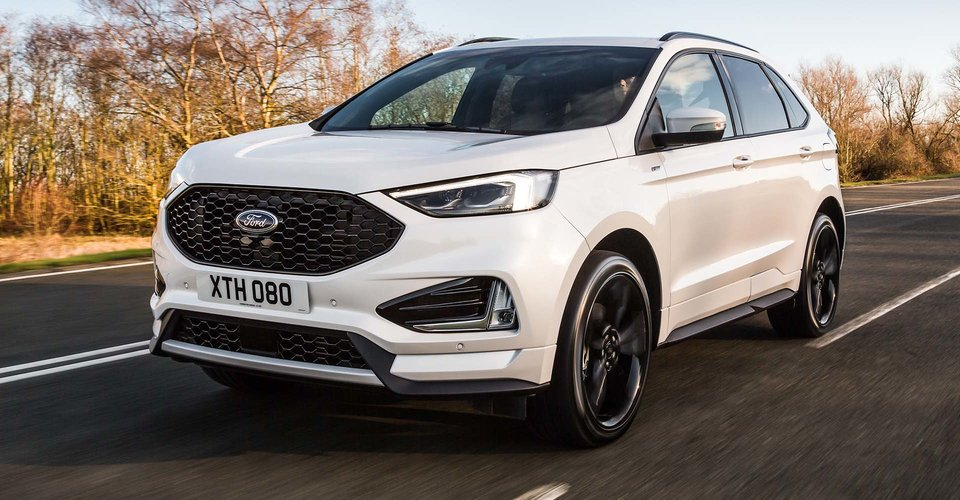 2018 ford edge arrives in europe with 175kw bi turbo diesel caradvice. Black Bedroom Furniture Sets. Home Design Ideas