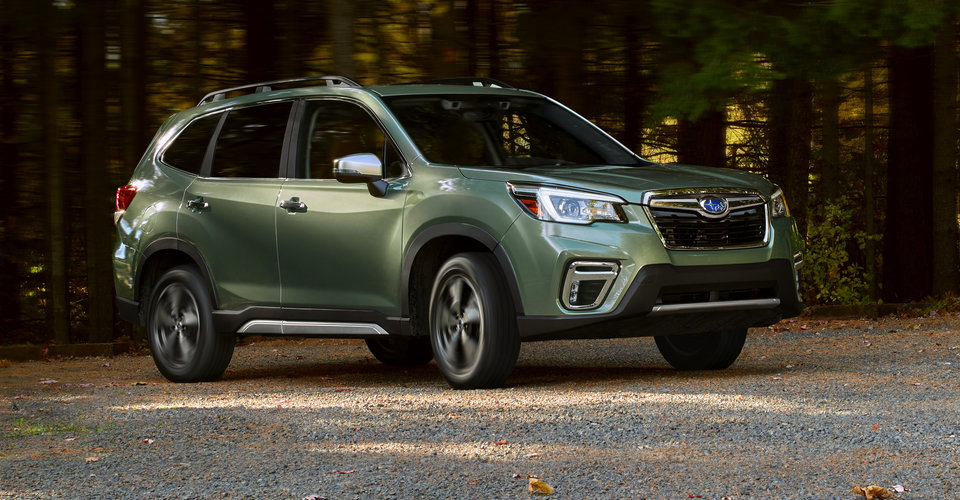 2019 subaru forester revealed caradvice for Subaru motors finance address