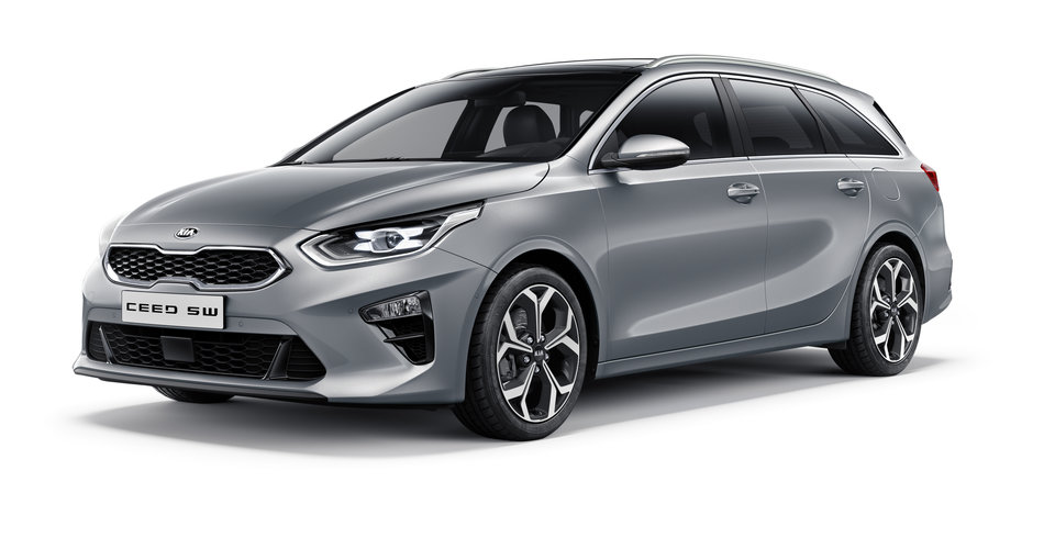 2018 kia ceed sportswagon officially unveiled in geneva. Black Bedroom Furniture Sets. Home Design Ideas