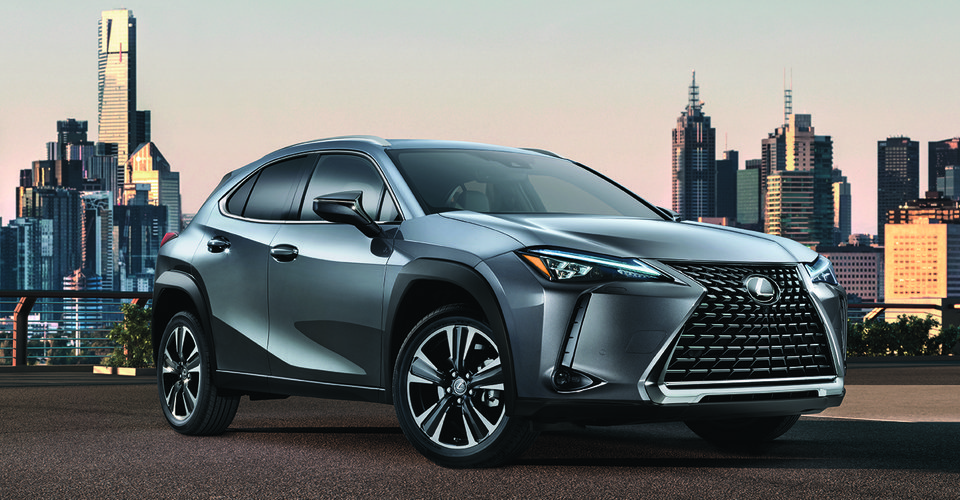 2019 lexus ux revealed caradvice. Black Bedroom Furniture Sets. Home Design Ideas