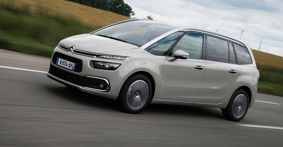 2018 citroen grand c4 picasso pricing and specs caradvice. Black Bedroom Furniture Sets. Home Design Ideas