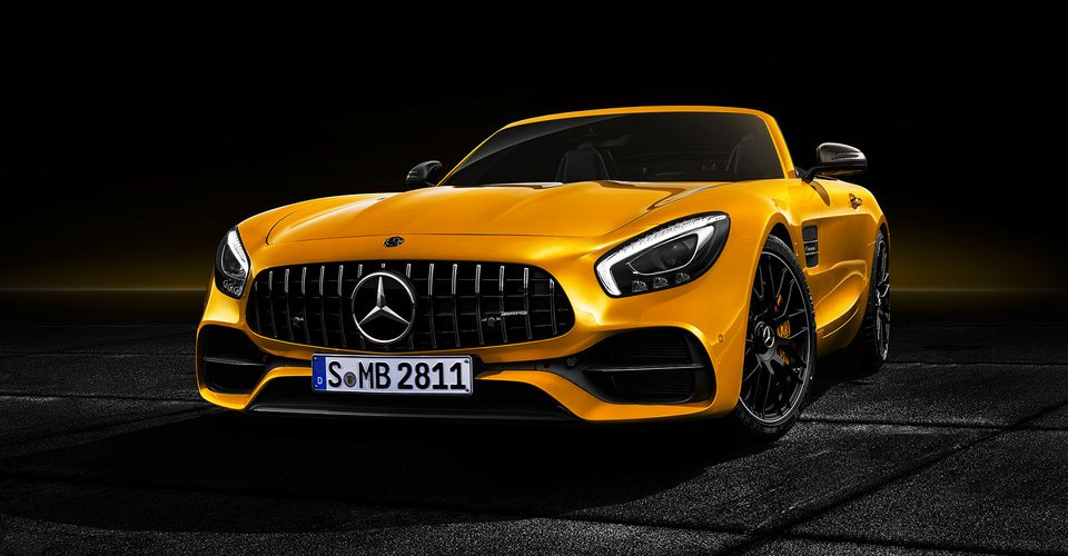 2019 Mercedes-AMG GT S Roadster revealed | CarAdvice
